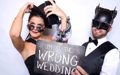 Belleair Florida Wedding Photo Booth – Whitney + Sam