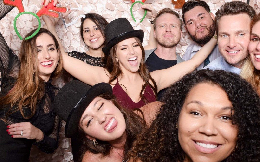 Aspen Dental Office Party Photo Booth – Marina Jacks