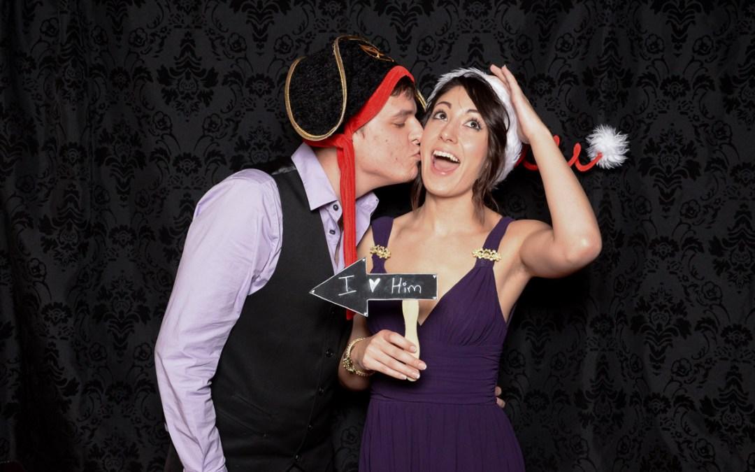 Vance and Jodi's – Wedding Photo Booth