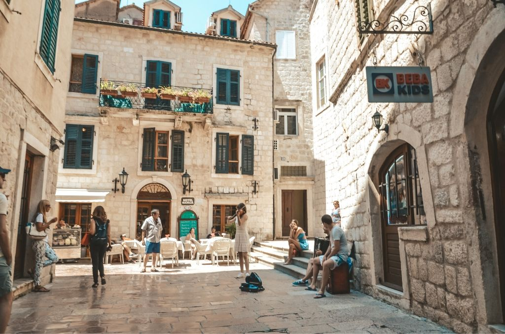Atrakcje Kotor