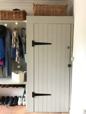 Utility cupboard e1505217813237 225x300 - The Utility Room - a wonderful before and after room makeover