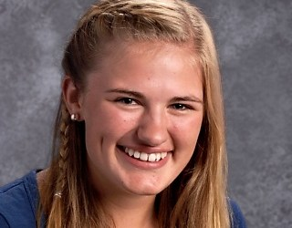 Adelaide Dykstra Named T&G Student Achiever