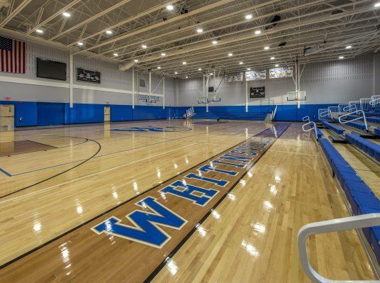 Nehemiah Center Gymnasium
