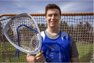 Stop a shot: Carter Hall set to participate in the Save a Life Challenge with Hopedale boys lacrosse