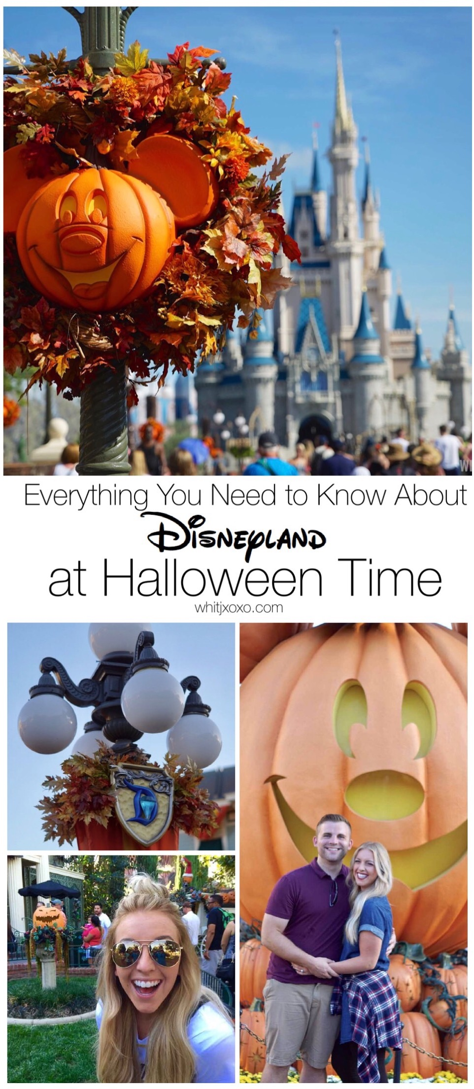 Aside from the lack of crowds, Halloween Time at the Disneyland Resort is the place to be this fall and let me tell you why! | whitjxoxo.com
