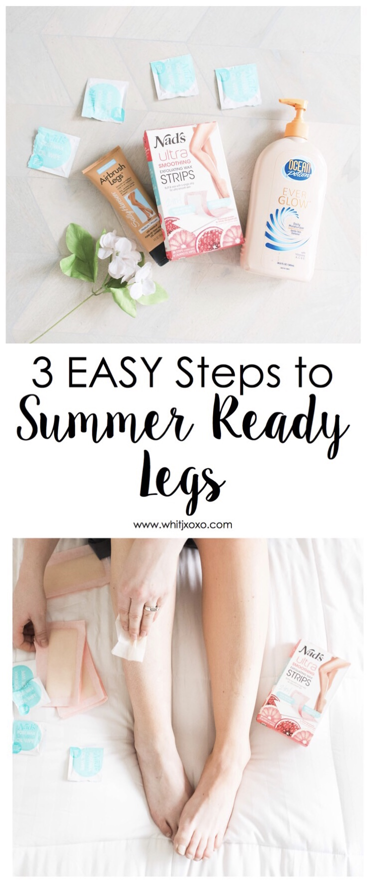 10 Steps To Summer-ReadyLegs
