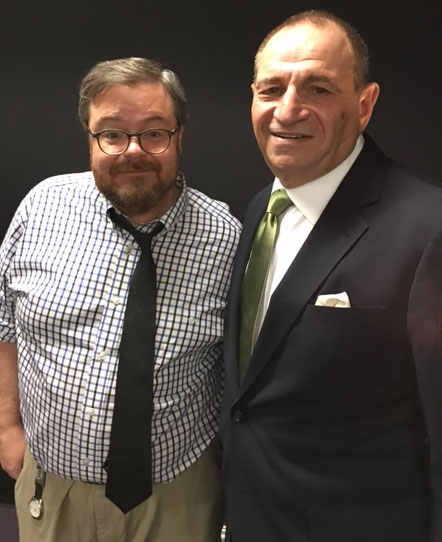 Dan Hood, Editor in Chief of Accounting Today with Bruce Madnick, CEO of Friedman LLP.