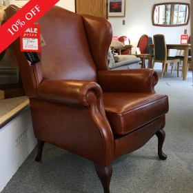 click to view sherborne kensington fireside chair