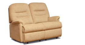 click to view sherborne keswick 2 seat powered reclining settee