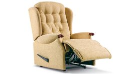 click to view sherborne lynton knuckle powered recliner