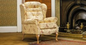 click to view the sherborne lynton fireside chair