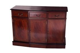 Reproduction Cantered Sideboard