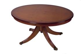 Reproduction Oval Coffee Table
