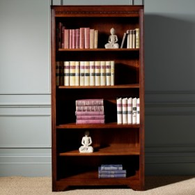 Bookcase Open