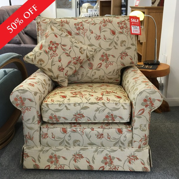click to view Steed Knightsbridge Chair