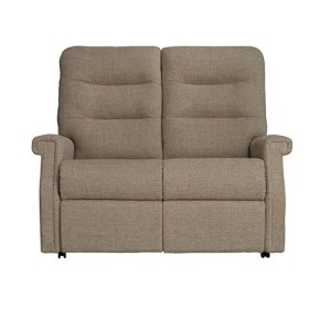 click to view Celebrity Sandhurst 2 Seat Manual Reclining Settee