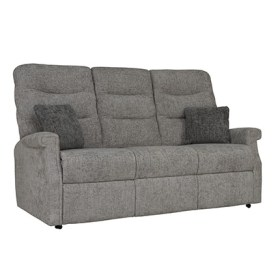 click to view the Celebrity Sandhurst 3 Seat Powered Reclining Settee
