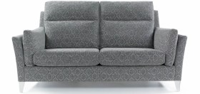 click to view ezra 3 seater high back settee