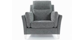 Click to view ezra high back chair