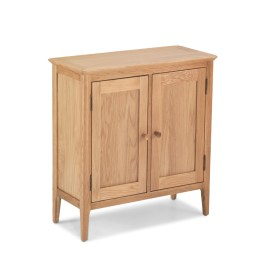 click to view harbour oak storage cabinet