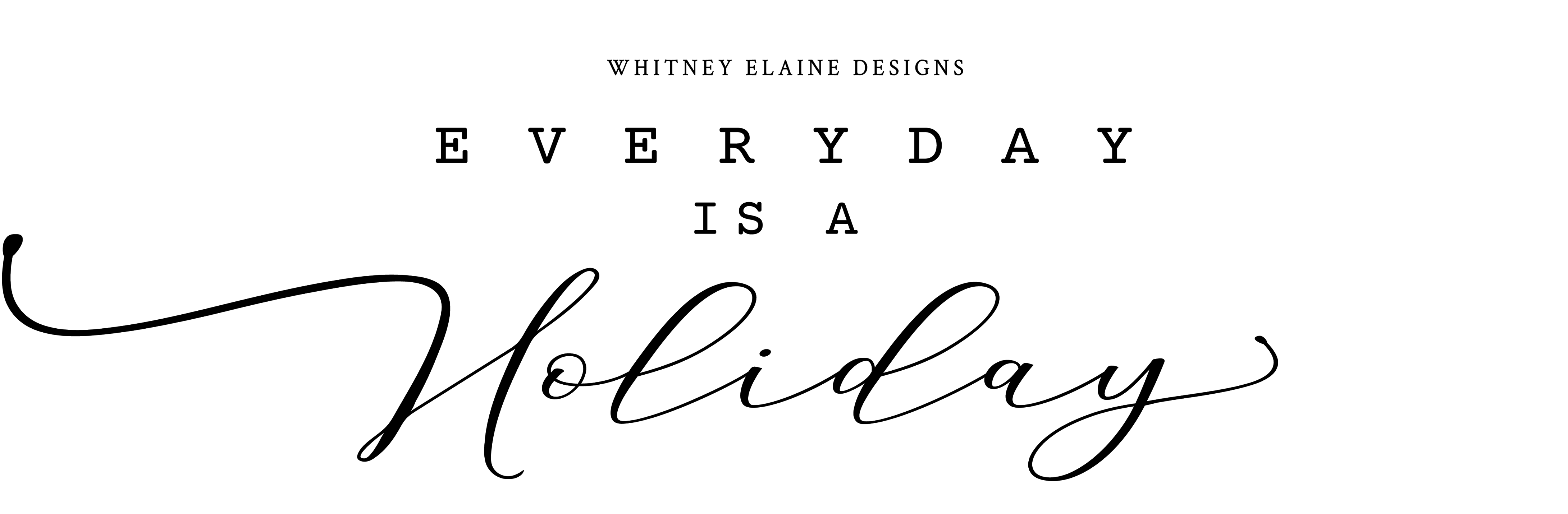Whitney Elaine Designs