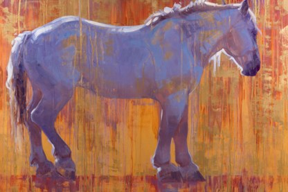 Art of the Horse: 5-Day Drawing & Painting Workshop, September/October 2019