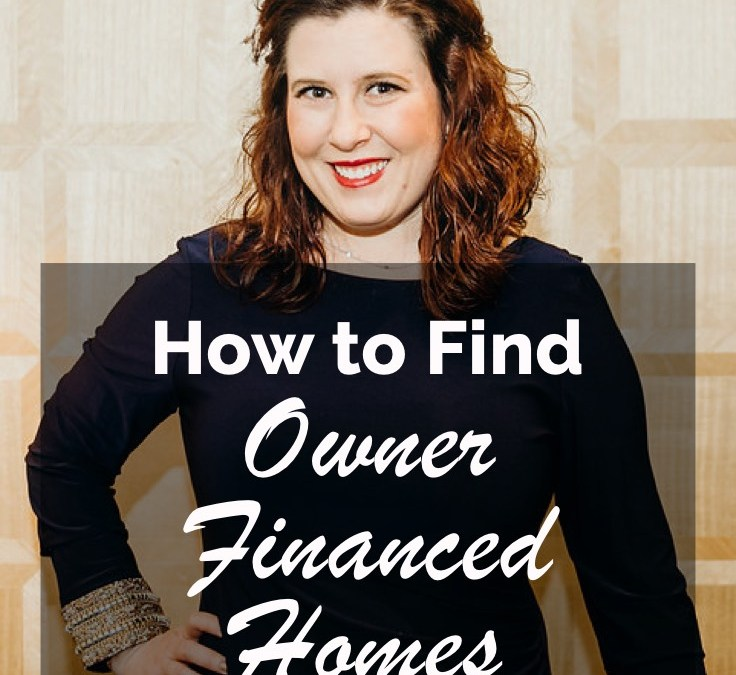 How to Find Owner Financed Homes the Easy Way