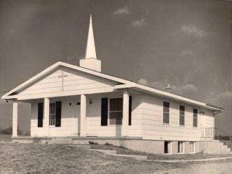 Original Building – 1964