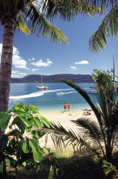Daydream Island - Picture Tour - Whitsundays Australia