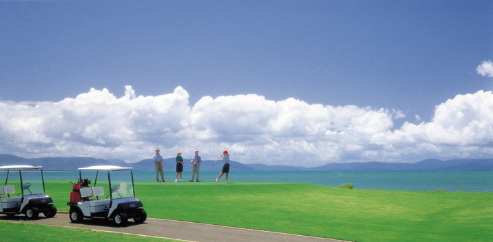 Golf At Laguna Quays Resort Picture Tour Whitsundays