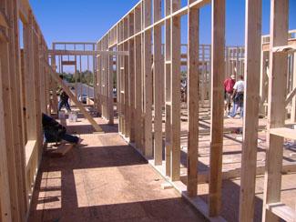 2x4 Construction Whitton Framing
