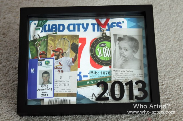 Shadow Box Time Capsule 04