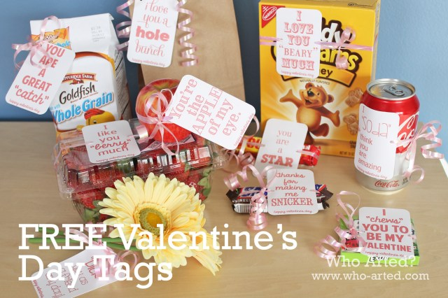 Valentine's Day Tags 01