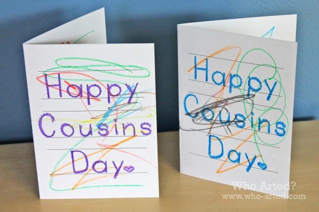 Cousins Day 07