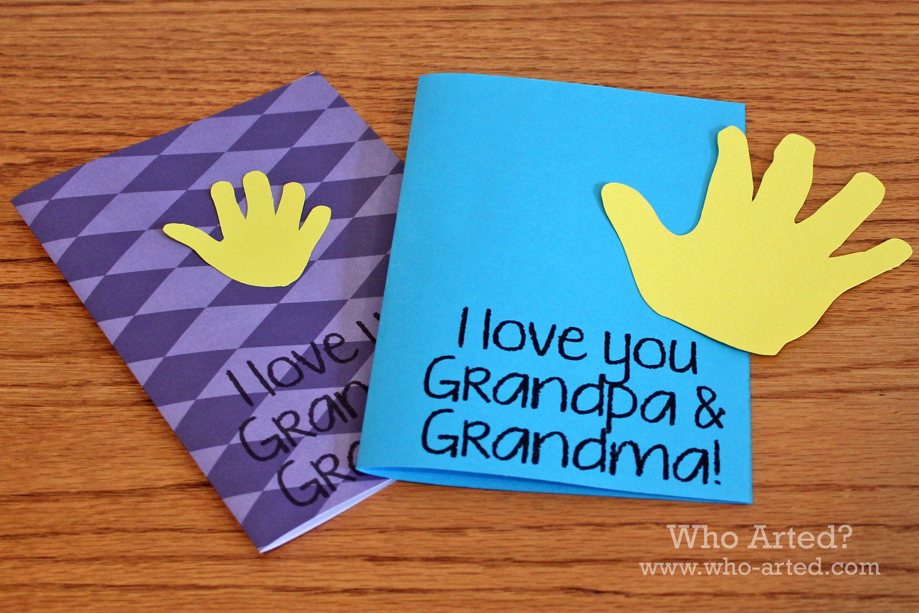 Printable Grandparent S Day Card Archives