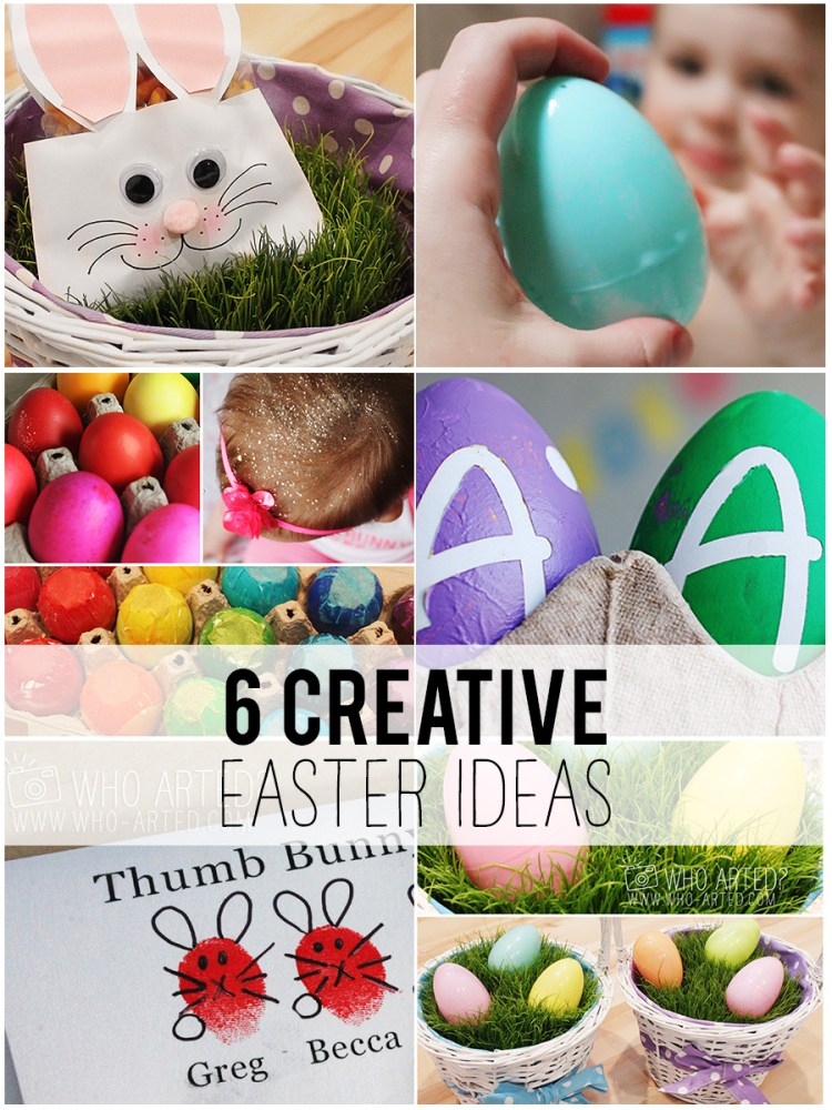 6 Creative Easter Ideas Who Arted 00