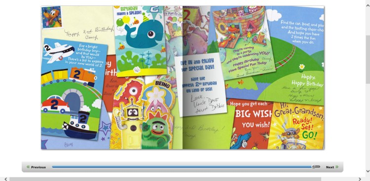 How to Scan Cards into Scrapbook Who Arted 31