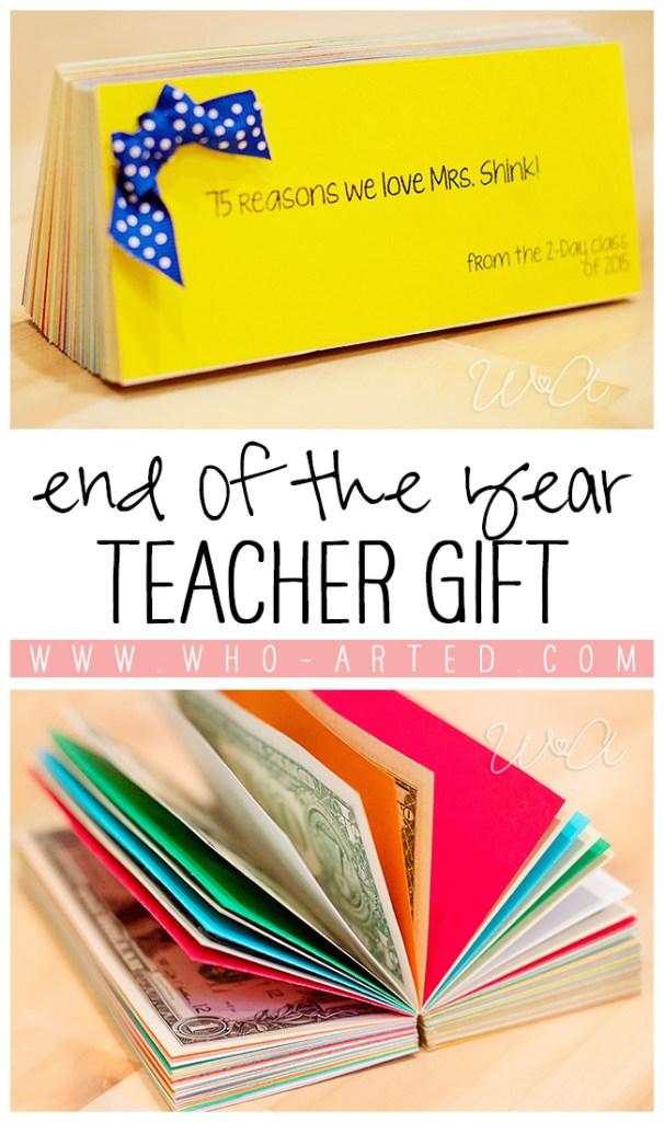 Teacher Gift Ideas Who Arted 10