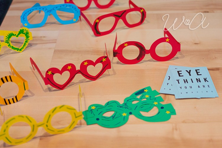 Valentine's Day Glasses Who Arted 03
