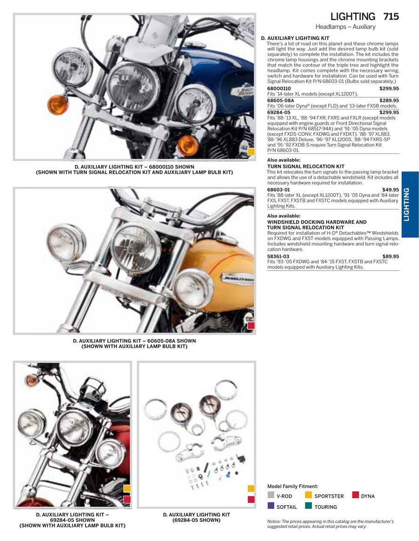page 719 of 2016 harley davidson genuine motor parts accessories