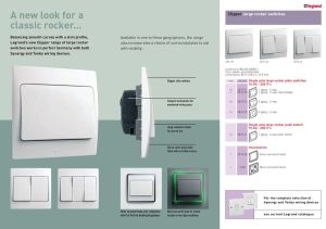 Legrand Wiring Devices Catalogue  Wiring Solutions
