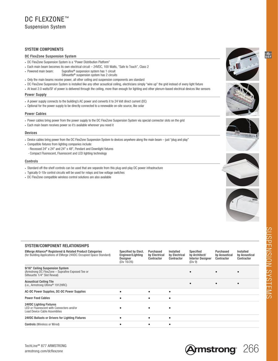 page 25 of standard suspension systems 2015 2016