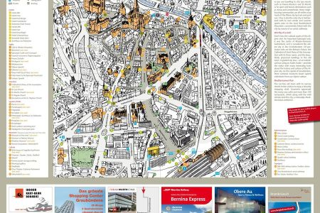 chur tourist map » Full HD MAPS Locations - Another World ...