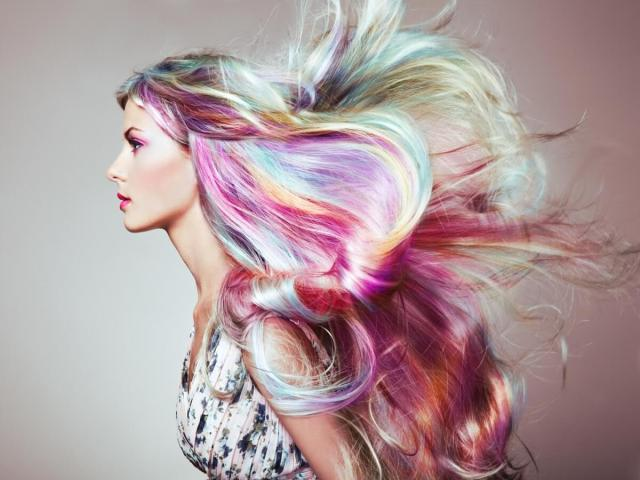 4 best rainbow hairstyles: your guide to multi-coloured hair