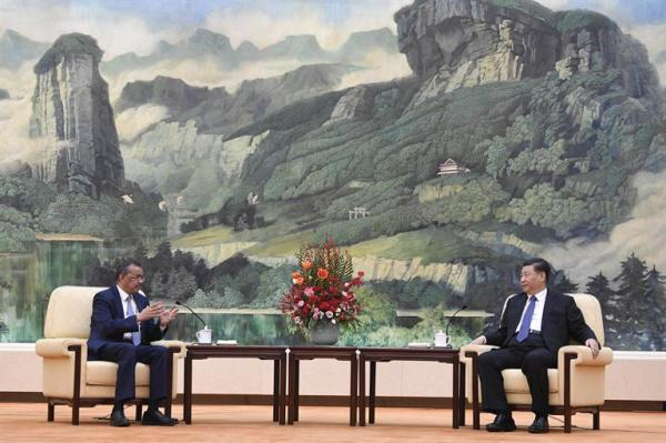 WHO, China leaders discuss next steps in battle against coronavirus outbreak