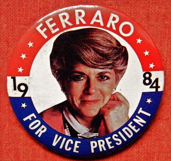 Image result for Geraldine Ferraro
