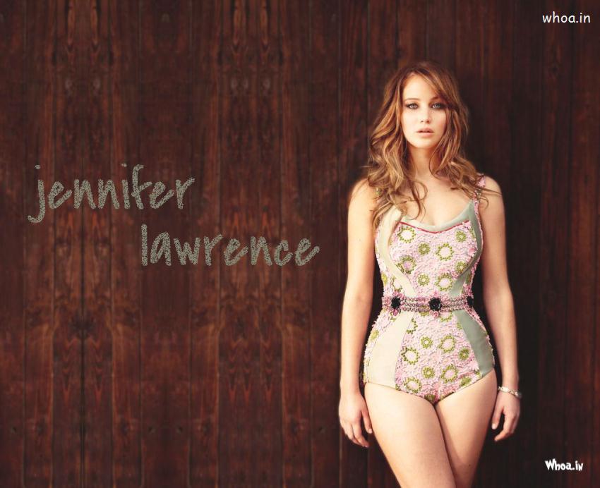 Jennifer Lawrence In Hot Maxim