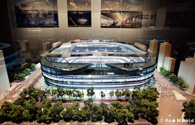 Real Madrid Unveil Four Swanky Potential Designs For New ...