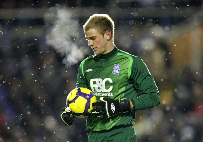 Image result for joe hart birmingham