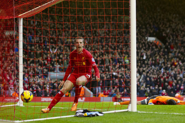 Image result for liverpool 4-3 swansea